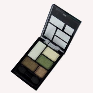 Professional Makeup 5 Colors Eye Shadow Palette Waterproof Long Lasting Eye Makeup Es0328 pictures & photos