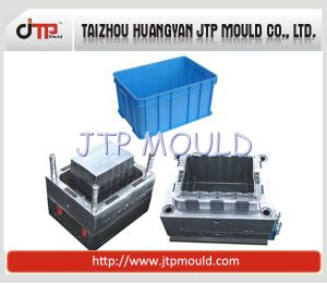 High Quality Plastic Injection Crate Mould for Fruit Use pictures & photos