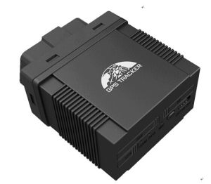 Lbs GPS Double Tracking Vehicle GPS Tracker with OBD II Scanner Diagnose pictures & photos