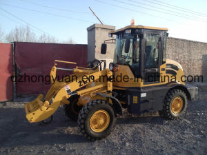 Farm Front Wheel Loader Zl10A with Ce pictures & photos