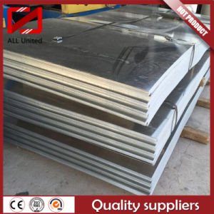 Dx51d Galvanized Steel Plate Sheet