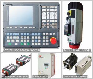 Stepper Motor Delta Inverter Door and Furniture CNC Router pictures & photos