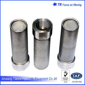 Professional Custom Sintered Titanium Filter pictures & photos