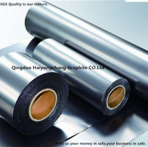 High Quality Flexible Graphite Sheets with Tanged