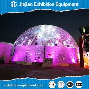 Clear Geodesic Dome Tent for Gathering pictures & photos