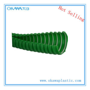 Green PVC Reinforcement Hose