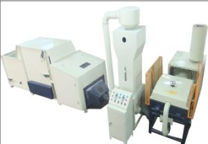 Auto Fiber Carding & Vacuum Pillow Filling Machine (AV-760B)