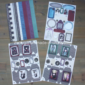 Ultimate A4 Die-Cut Collector′s Pack DIY Paper Craft Scrapbook Kits pictures & photos
