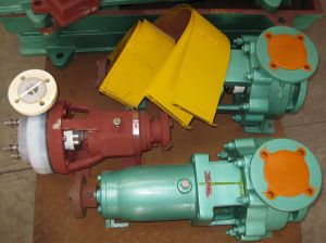 Fluorine Plastic Chemical Pump (FSB) pictures & photos