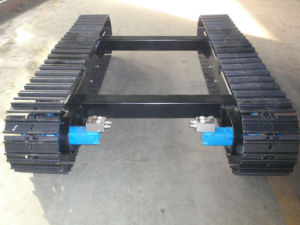 Excavator Spare Parts Steel Track Undercarriage pictures & photos