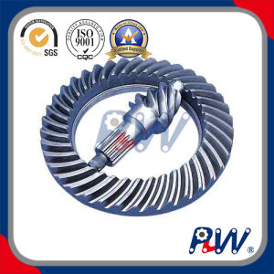 Steel Crown Wheel Pinion Gear pictures & photos