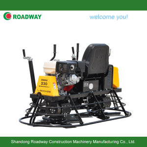 Roadway Ride-on Small Gasoline Concrete Power Trowel Machine pictures & photos