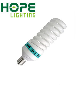 T4 55W CFL Lamp with Energy Saving Light Bulb