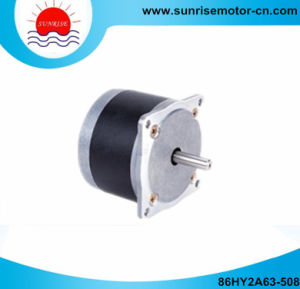 86hy263 5A 180n. Cm NEMA34 1.8deg. Round 2phase Stepper Motor pictures & photos