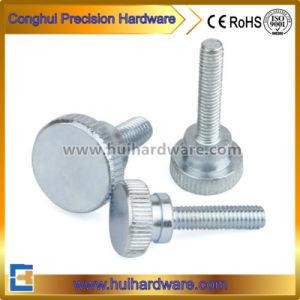 Plastic Knob Steel Adjustable Hand Tighten Thumb Screw pictures & photos