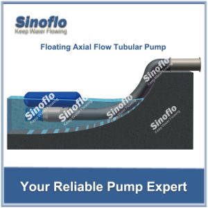 High Axial Flow Clean Water Submersible Sump Irrigation Pump pictures & photos