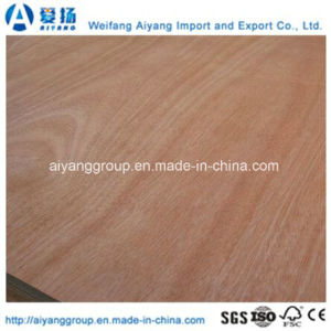AA Grade Poplar Core Commercial Plywood for Furniture pictures & photos