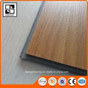 European Popular PVC Click System Vinyl Planks Flooring pictures & photos
