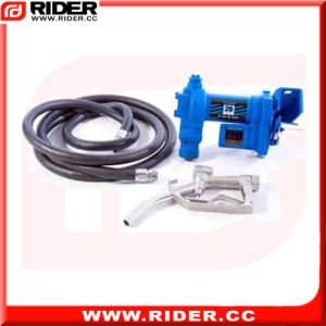 DC24V Petrol Pump Fuel Dispenser Petrol Pump for Sale pictures & photos