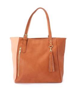 Fashion Cow Grain PU Ladies Tote Handbag pictures & photos