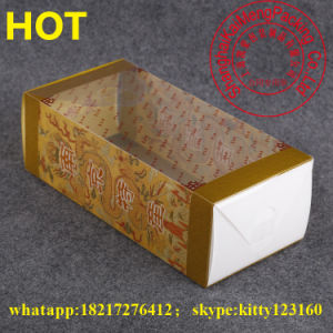 UV Printed Package PVC Folding Plastic Storage Boxes Gold Coast pictures & photos