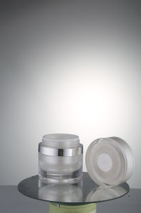 China Supply Plastic Round Bottle-Cylinder Series Qf-A3909 pictures & photos