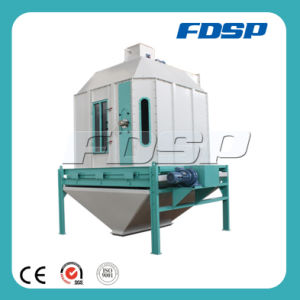 Hot Sale Pig / Cow and Fish Feed Pellet Cooler/ Counter Flow Cooling Machine pictures & photos