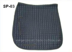 Saddle Pad, Saddle Cloth, Horse Product (SP-03) pictures & photos