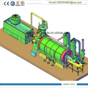 up-Dated Technology 5 Ton Waste Oil Recycling Plant to Diesel pictures & photos
