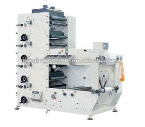 2014 New Style Label Flexo Printing Forming Machine (RB-520)
