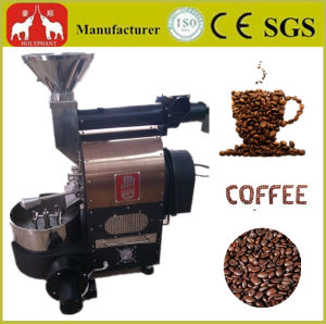 Stainless Steel 1kg/Batch Coffee Bean Roaster pictures & photos