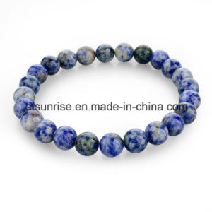 Semi Precious Stone Fashion Crystal Gemstone Charm Bracelet Jewellry pictures & photos
