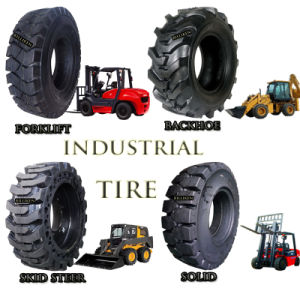 Industrial Tire Forklift Tire Size 8.25-15...12-16.5.