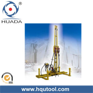 Rock Driller for Stone, Two Hammer, Vertical and Horizontal Drilling pictures & photos