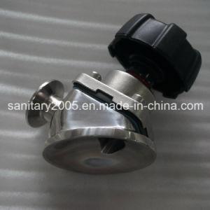 Sanitary Ss316L Diaphragm Valve for Tank Bottom