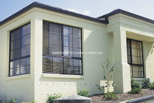 Patented 70 Series Aluminium Sliding Windows for Residential Houses pictures & photos