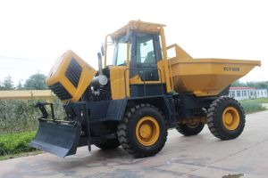 Construction Machinery 10tonne Dumper Truck pictures & photos