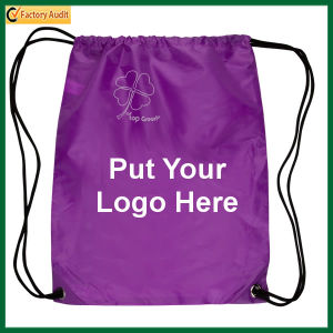 Promotional Leisure Drawstring Knapsack, Sports Bag Backpack (TP-dB207) pictures & photos