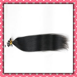Factory Price Human Hair Extensions U-Tip Silky 22inch pictures & photos
