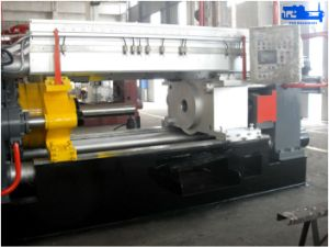 High Productivity Aluminium Extrusion Press From Skm Machinery pictures & photos