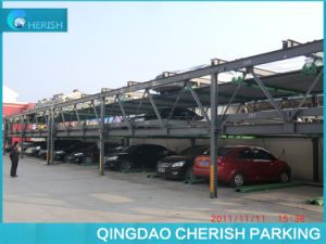 Ce Hydraulic Puzzle Parking Automatic Car Parking System pictures & photos