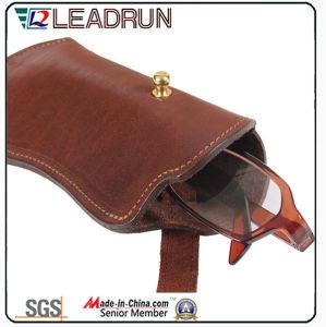 Eyegalsses Pouch Bag Sunglasses Eyewear Box Pouches (PL21) pictures & photos