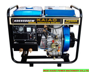 Kaiao Single-Cylinder Diesel Generating Set (KDE2500E) pictures & photos