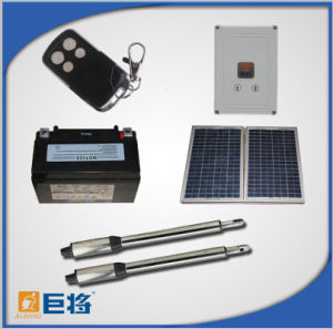 Solar System Gate Opener for Swing Door pictures & photos