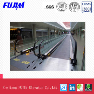 Indoor Moving Walk for Airport Sidewalk with Speed 0.5m/S pictures & photos