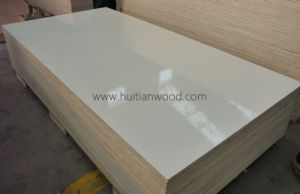 Fire-Proof Grade Furniture Used HPL Fancy Plywood for Building Materials with Ce Certificte pictures & photos