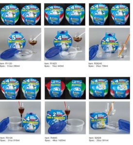 Plastic Lunch Box Food Container pictures & photos