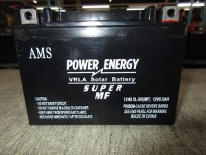 12V6.5ah Sealed Maintenance Free Lead Acid Solar Battery pictures & photos