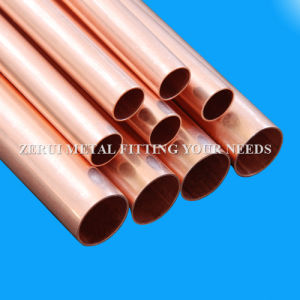 Type L Copper Pipe for Air Conditioner and Refrigeration pictures & photos