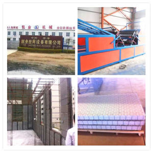 3D Panel Wire Mesh Making Machine pictures & photos
